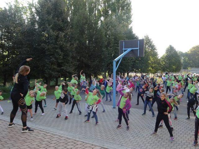Európai Diáksport Napja iskolánkban