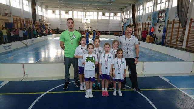 Floorball Diákolimpia