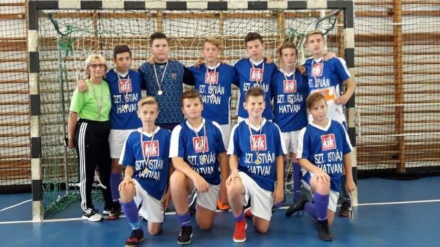 Futsal diákolimpia