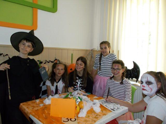 Iskolai Halloween