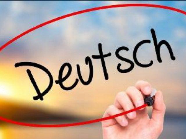 Német nyelvi siker