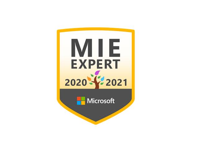 Microsoft Innovatív Pedagógus Szakértő (MIE Expert) Program