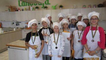 A McFőzlek csapat főzte meg a zsűrit...