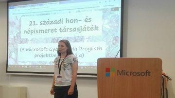 Microsoft Tanári Gyakornok Program