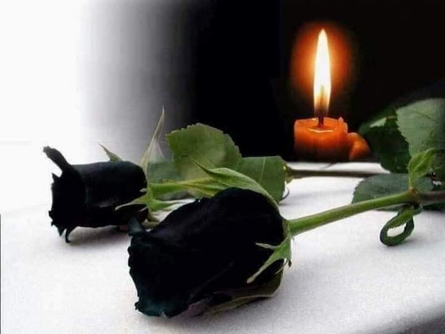 Gyászjelentés