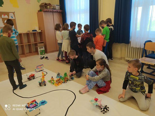 Artec robotok az oktatásban